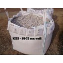 Kies 16 - 32 mm - weiss - BIG BAG - ca. 0,5m³ - ca.850kg