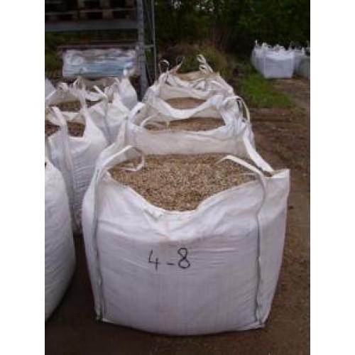 Kies 4 8 Mm Gewaschen Big Bag Ca 0 5m Art Nr 208