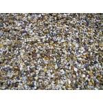 Kies 16 - 32 mm - natur - gewaschen - lose - ca. 0,55m³ - ca.1t
