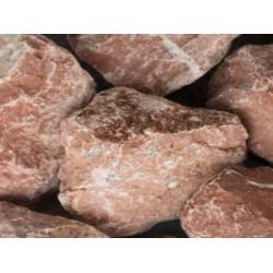 Gabionen - Füllmaterial -  BIG BAG - 0,5m³ - ca.750kg - Baskisch rot - Bruchstein