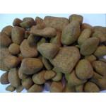 Gabionen - Füllmaterial - leicht und bequem -  gold - BIG BAG - 1m³ - ca.250kg
