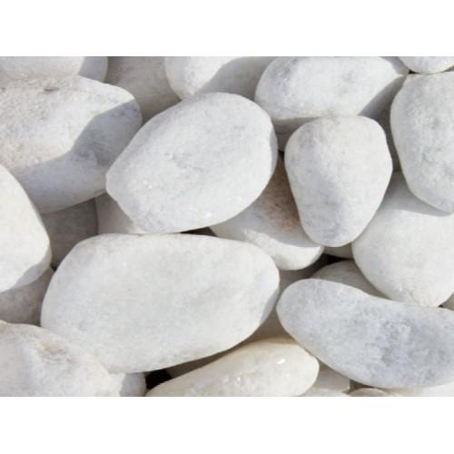 gabionen f llmaterial big bag 0 5m art nr 02 crystal white marmor kies. Black Bedroom Furniture Sets. Home Design Ideas