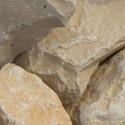 Gabionen - Füllmaterial - Yellow Sun - gelb - beige - Marmor - Bruchstein