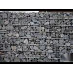 Gabionen - Füllmaterial - Mondstein - aus Travertin - getrommelt - BIG BAG - ca. 850 kg Inhalt