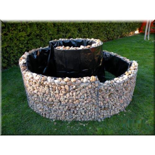 gabionen f llmaterial leicht und bequem gold big bag 1m art nr 01. Black Bedroom Furniture Sets. Home Design Ideas