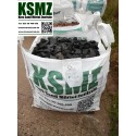 Splitt 32 - 65 mm - Basalt - schwarz / grau - BIG BAG - 0,5m³ - ca.850kg