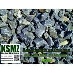 Splitt 32 - 65 mm - Granit - weiss / schwarz / gelb - BIG BAG - ca. 0,5m³ - ca.850kg