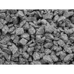 Splitt 32 - 65 mm - Granit - weiss / schwarz / gelb - lose - ca. 0,55m³ - ca.1t