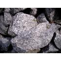 Splitt 50 - 150 mm - Granit - weiss / schwarz / gelb - lose - 0,55m³ - ca.1t