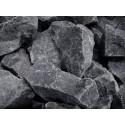 Splitt 63 - 125 mm - Basalt - schwarz / grau - lose - 0,55m³ - ca.1t