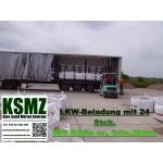Kies 0 - 8 mm - gewaschen - BIG BAG - ca. 0,5m³ - ca.850kg