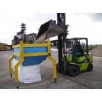Kies 8 - 16 mm - weiss - BIG BAG - ca. 0,5m³ - ca.850kg