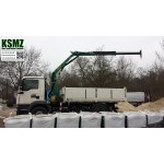 Splitt 16 - 32 mm - BASALT - schwarz / grau - BIG BAG - 0,5m³ - ca.850kg