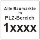 PLZ-Bereich 1xxxx