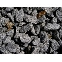 Splitt 16 - 32 mm - Granit - weiss / schwarz / gelb - lose - ca. 0,55m³ - ca.1t
