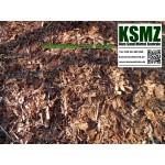 Rindenmulch - 10 - 40 mm - kiefer natur - lose - 1m³ - ca.450kg