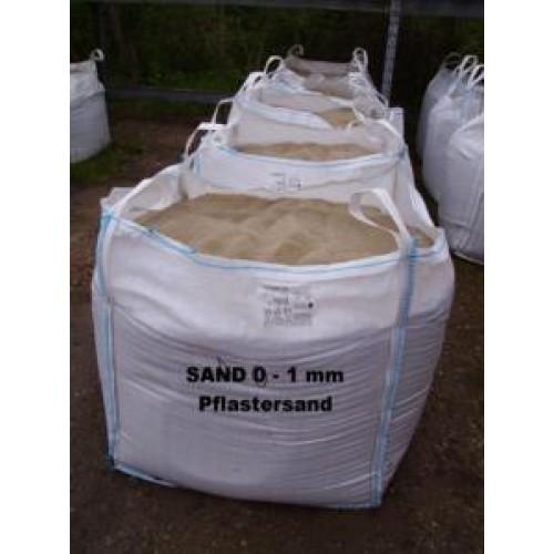 sand 0 1 mm gesiebt big bag ca 0 5m art. Black Bedroom Furniture Sets. Home Design Ideas