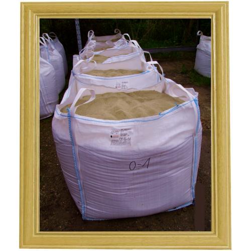 sand 0 2 mm gewaschen big bag ca 0 5m art. Black Bedroom Furniture Sets. Home Design Ideas