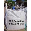 Beschreibung >>> Beton - Recycling 0 - 32 mm - grau - BIG BAG - Art.- Nr.207