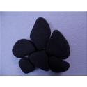 Beschreibung >>> Gabionen - Fuellmaterial - leicht und bequem -  BIG BAG - Art.- Nr. 02 - violett