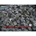 Beschreibung >>> Granitpflaster 8 x 11 cm - Granit (weiss-schwarz-grau) - lose - Art.- Nr.402