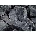 Beschreibung >>> Splitt 63 - 125 mm > Basalt ( schwarz - grau) - lose