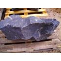 Beschreibung >>> Granitstein gebrochen/  schwarz / Gewicht ca. 300 kg