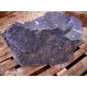 Beschreibung >>> Granitstein gebrochen/ schwarz / Gewicht ca. 185 kg