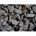 Beschreibung >>> Splitt 16 - 32 mm - Granit - (weiss-schwarz-gelb) - lose - Art.- Nr.125